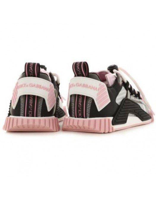 Sneakers Dolce&Gabanna, Multicolor, Piele naturala -