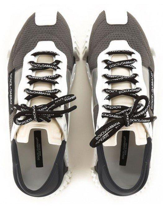 Sneakers Dolce&Gabbana, Antracit, NS1 - CS1769AJ9688C717