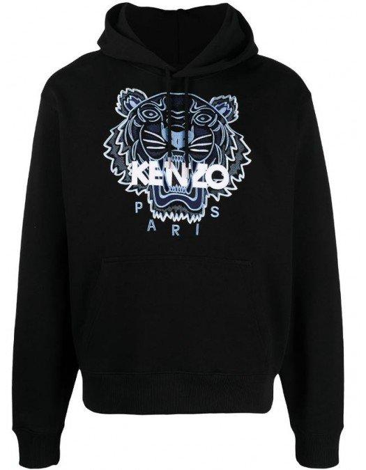 Hanorac Kenzo, Imprimeu Frontal, FB55SW3104XA99 - FB55SW3104XA99