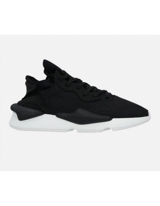 Sneakers Y-3, Negru, Talpa alba FZ4327NERO - FZ4327NERO
