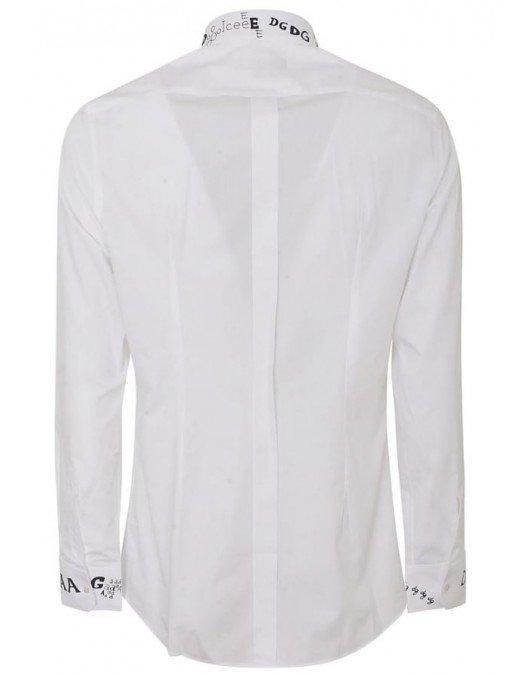 Camasa Dolce&Gabbana, Imprimeu Logo -