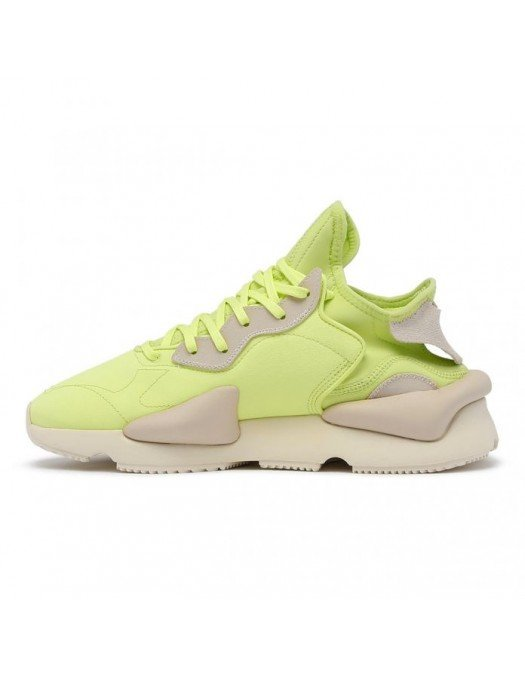 Sneakers Y-3, Negru, Light Green - GZ9144WHITE