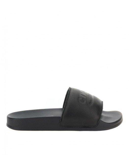 Papuci Heron Preston, Logo frontal, Cauciuc - HMIC001R21LEA0011010