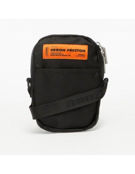 BORSETA Heron Preston, Black - HMNQ001S21FAB0011000