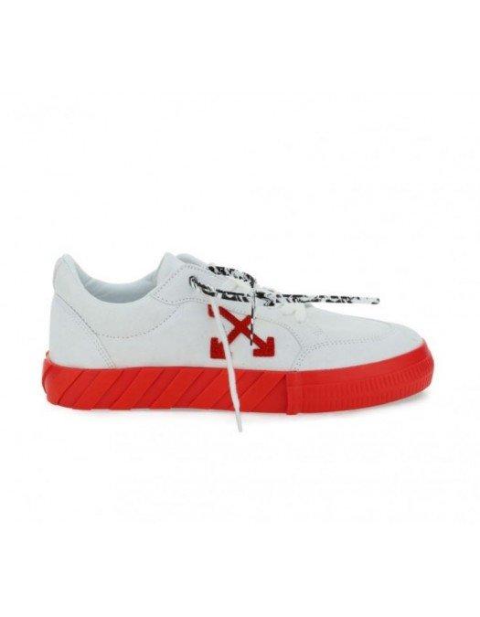 Sneakers Off White, Elemente Grafice, White - IA08A0050125