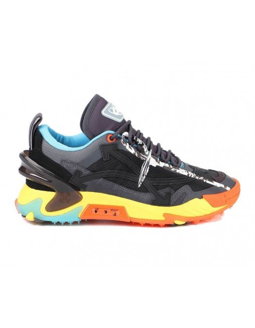 Sneakers OFF WHITE, Odsy, Orange/Yellow - IA19B0011810