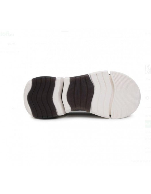 Sneakers KARL LAGERFELD, High, Inchidere reglabila - KL51728YX0