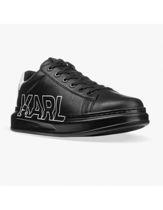 Sneakers Karl Lagerfeld, WHITE/BLACK, KL5252300X - KL5252300X
