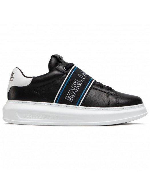 Sneakers Karl Lagerfeld, Logo, Insertie Albastra - KL52535000