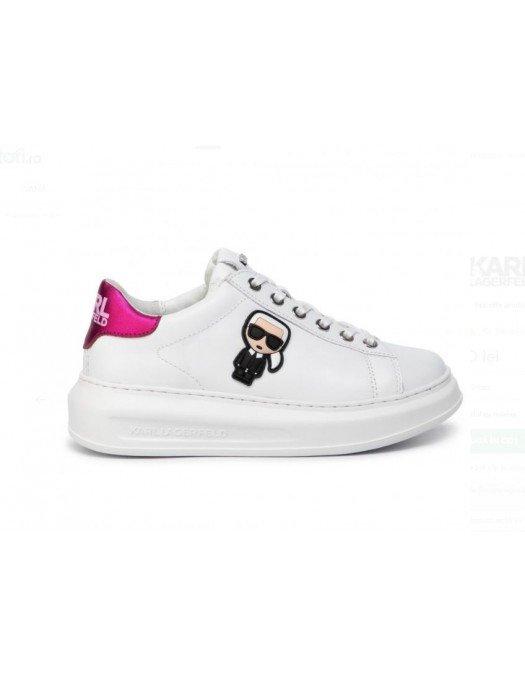 Sneakers Karl Lagerfeld, Pink, Logo Karl - KL6253001P