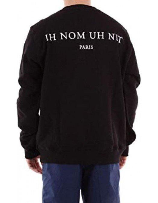 Bluza Ih Nom Uh Nit, Text inserat, Imprimeu Frontal - NUW20242009