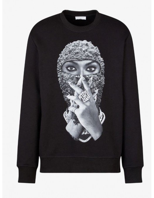 Bluza IH NOM UH NIT, Beyonce Print, Negru - NUW21256009