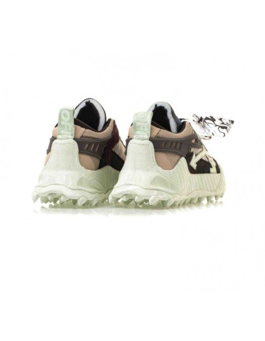 SNEAKERS OFF WHITE -ODSY 1000, Black Mint, Piele - OMIA139S21FAB0011051