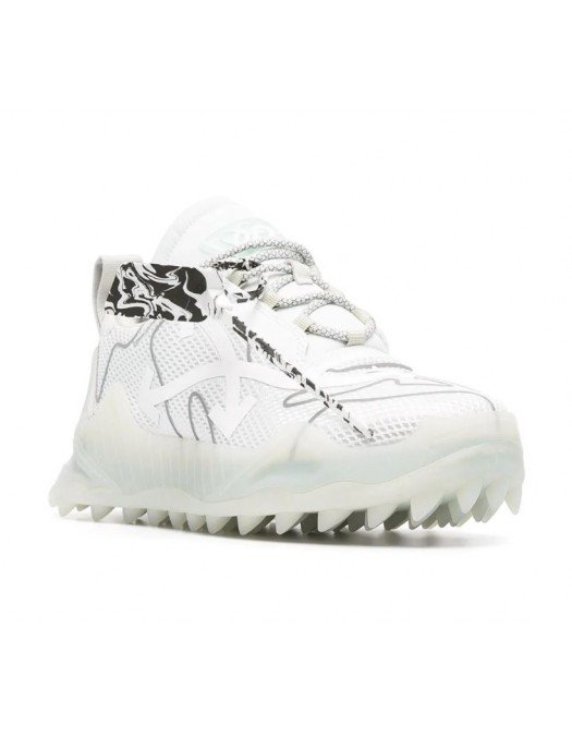 Sneakers OFF WHITE, All white - OMIA179R21FAB0010172