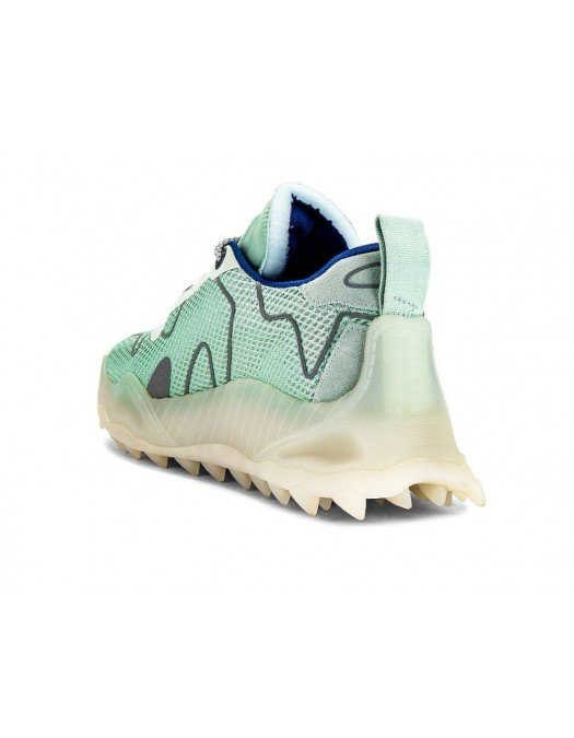 Sneakers OFF WHITE, Odsy, Mint Green - OMIA179R21FAB0015172