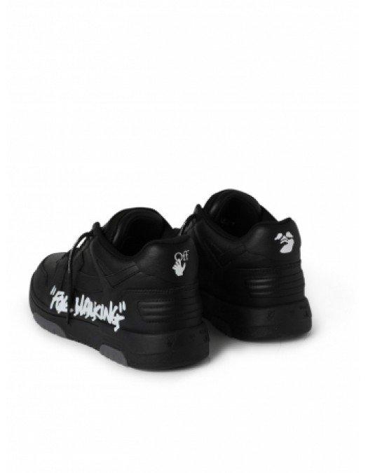 Sneakers OFF WHITE, Full Black - OMIA189F21LEA0031001