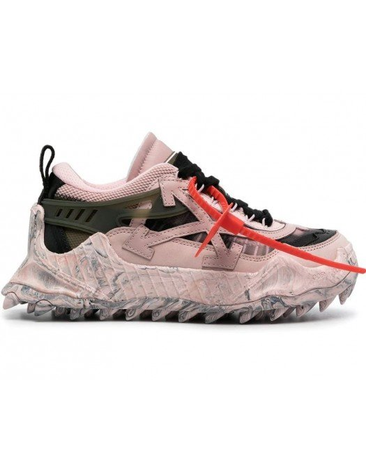Sneakers OFF WHITE, Odsy, Dirty Pink - OWIA180R21FAB0013010