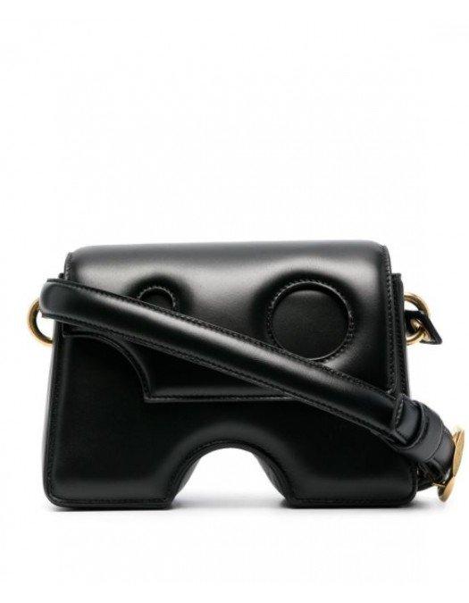 GEANTA OFF WHITE, 22 Burrow shoulder bag - OWNN005S21LEA0011000