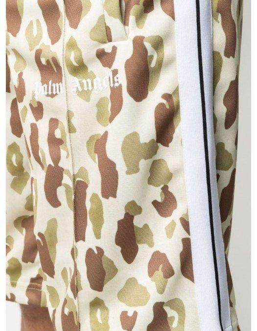 Pantaloni scurti PALM ANGELS, Camo track - PMCB011S21FAB0016101