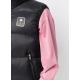 JACHETA PALM ANGELS, Black, Design Captusit - PMEA171F21FAB0011001