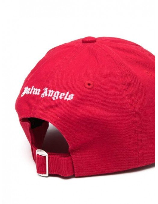 SAPCA PALM ANGELS, Red, Print Alb - PMLB003R21FAB0032501
