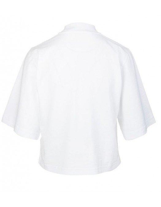 Tricou PALM ANGELS, Logo multicolor, Maneci 3/4 - PWAA020S21JER0030184