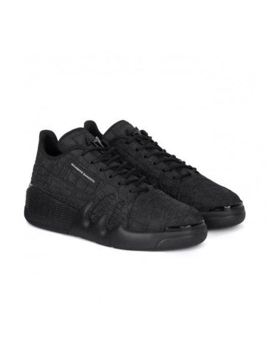 Sneakers Giuseppe Zanotti, Talon trainers FULL BLACK - RM10005009