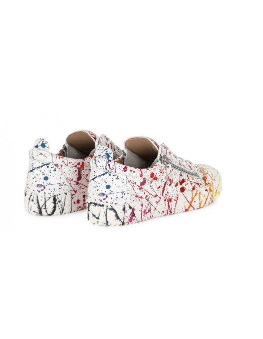 Sneakers GIUSEPPE ZANOTTI, Frankie Multicolor - RM10020001