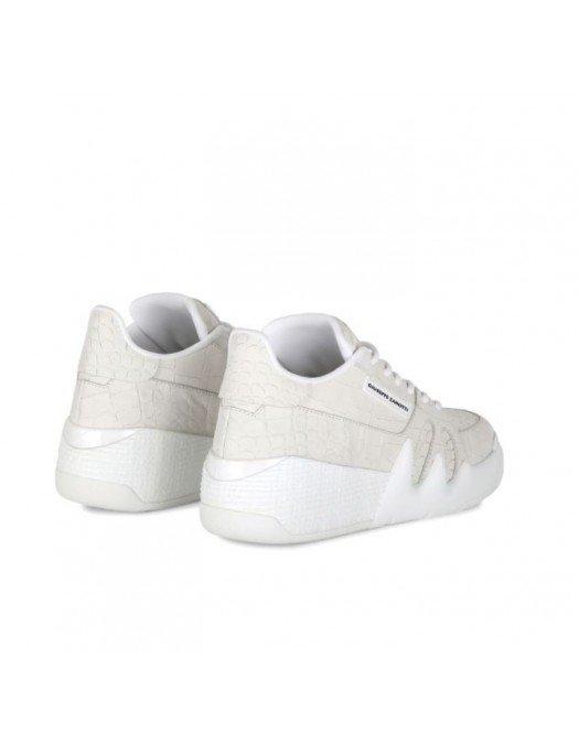 Sneakers GIUSEPPE ZANOTTI,  WHITE GREY - RS10008001
