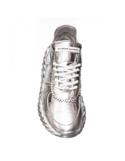 Sneakers GIUSEPPE ZANOTTI, Metalic - RW00085002