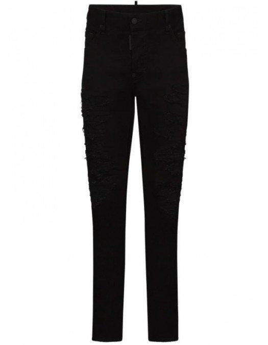 Jeans Dsquared2, Twinky Jean, Negru - S71LB0845900