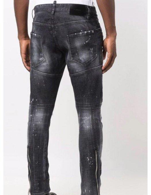 JEANS DSQUARED2, TIDY BIKER Jeans - S71LB0971S30357900