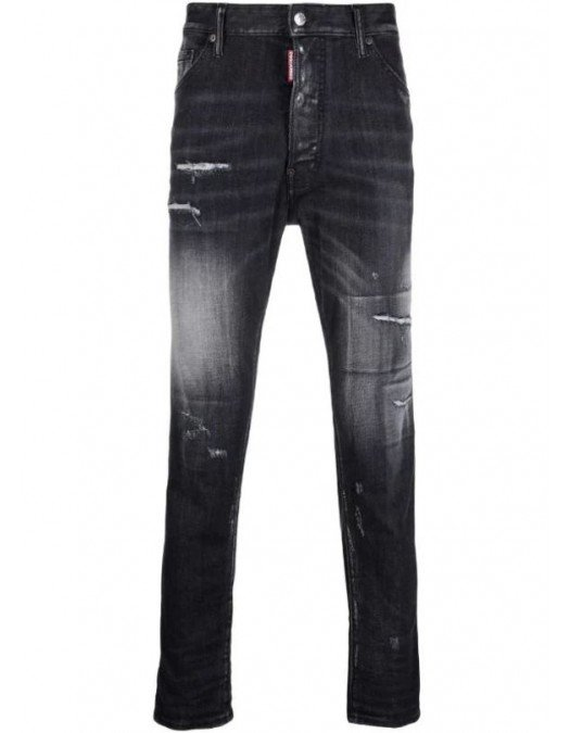 JEANS DSQUARED2, Cool Guy Distressed Jeans - S71LB0978S30503900