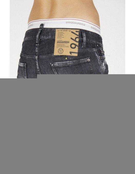 BLUGI DSQUARED2, Croiala Jennifer Jeans S72LB0405S30503900 - S72LB0405S30503900