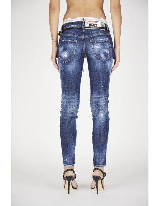 Jeans Dsquared2, Croiala Jennifer Jeans, S72LB0407S30342470 - S72LB0407S30342470