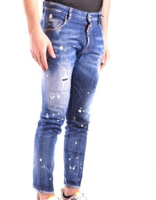 Jeans Dsquared2, Ripped Skinny Jeans, S74LB0847S30342470 - S74LB0847S30342470