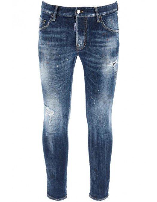Jeans Dsquared2, Blue, S74LB0872470 - S74LB0872470