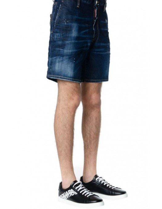 SHORT DSQUARED2 SS20 - S74MU0576470 - SHORT BARBATI