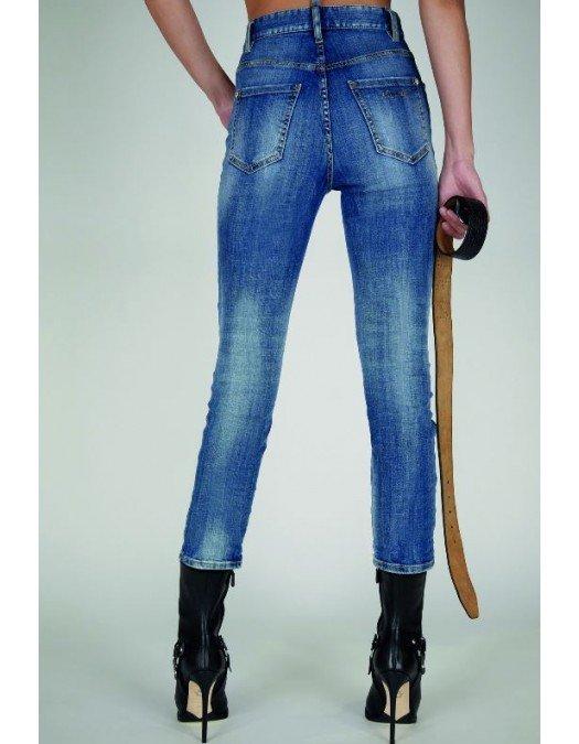 Jeans Dsquared2,Twiggy Jeans, Denim Blue S75LB0474S30342470 - S75LB0462S30342470
