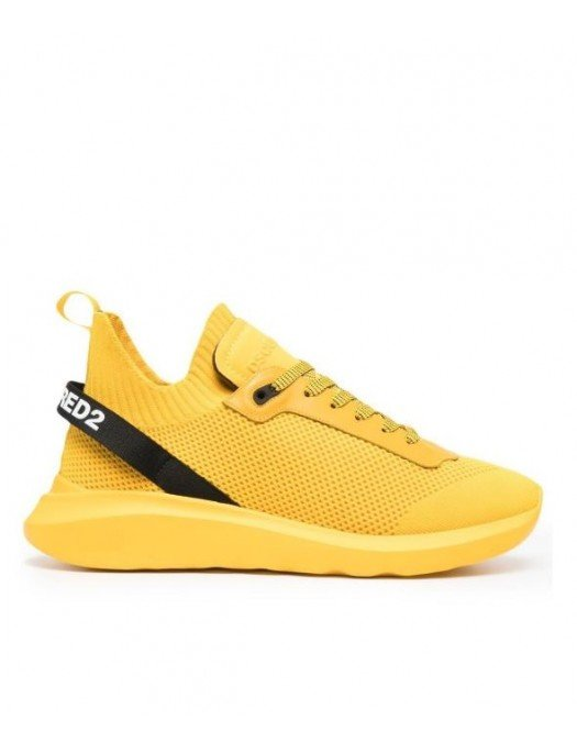 Sneakers DSQUARED2, Speedster, Light Yellow - SNM007459203823M1804