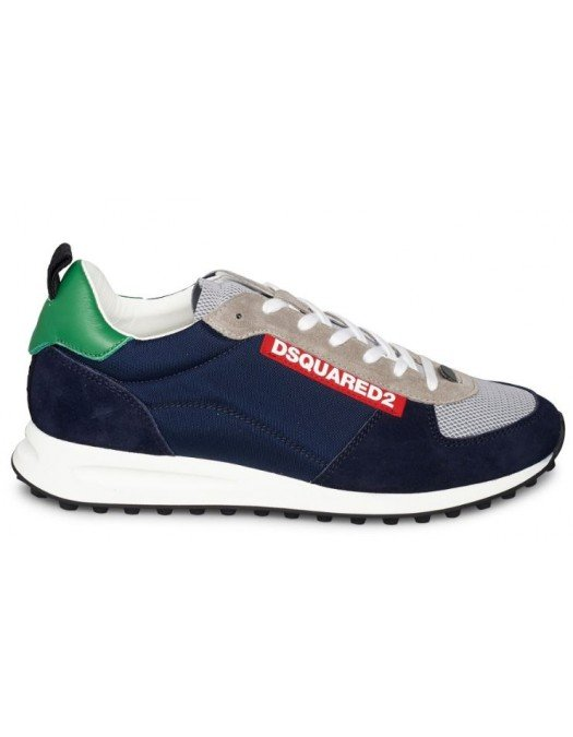 Sneakers Dsquared2, Multicolor - SNM0081M697