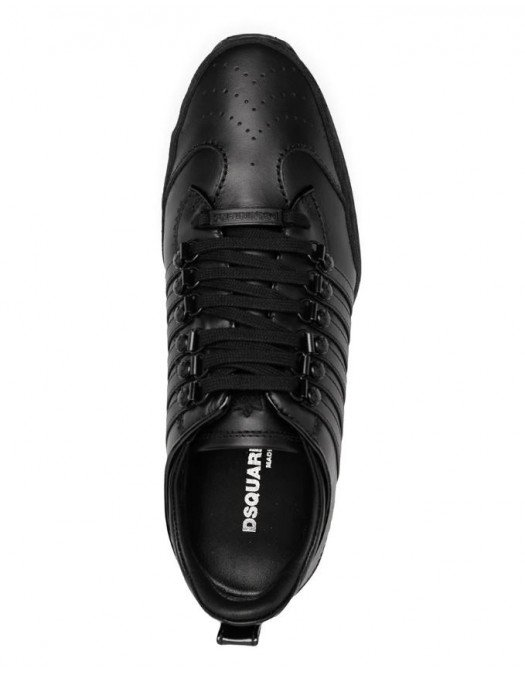 Sneakers DSQUARED2, All Black SNM014601500001M436 - SNM014601500001M436
