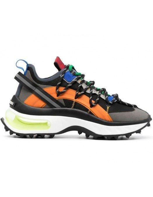 Sneakers DSQUARED2, Multicolori, Sireturi duble - SNM015211703752M2061