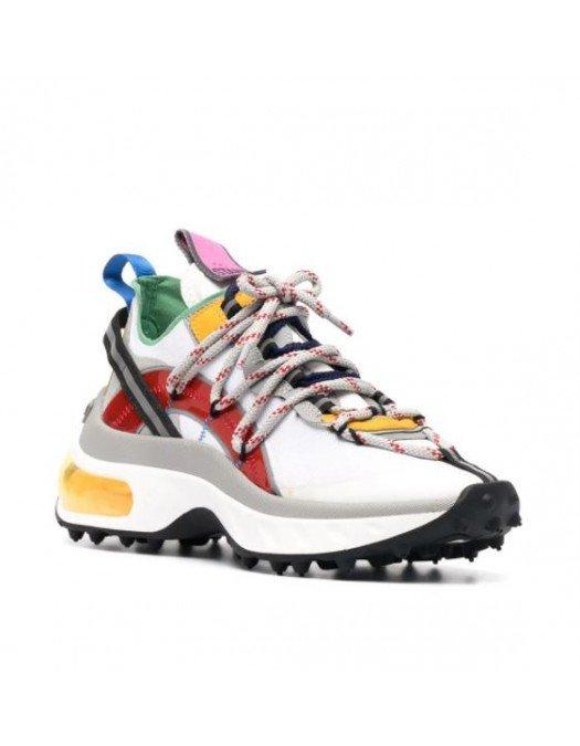 Sneakers DSQUARED2, Multicolori, Talpa cu gel - SNM015216801659M2059
