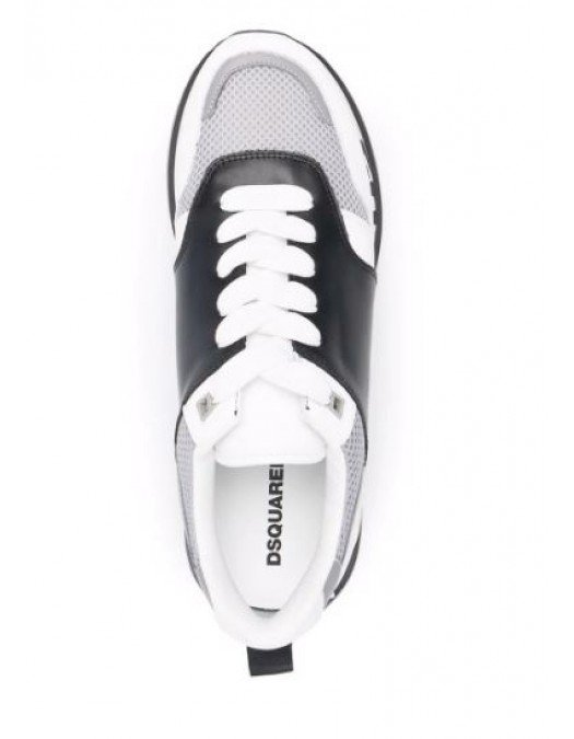 SNEAKERS DSQUARED2 ,Icon Logo-Print - SNM021301503280M063