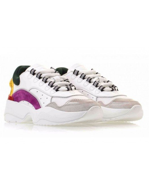 Sneakers DSQUARED2, Runner, Multicolori - SNW0104M1880