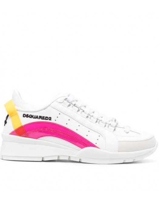 Sneakers Dsquared2, Low Sneakers, Multicolor - SNW011601501658M2067