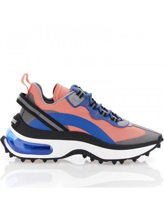 Sneakers DSQUARED2, Talpa cu gel, Pink - SNW011711703752M1173