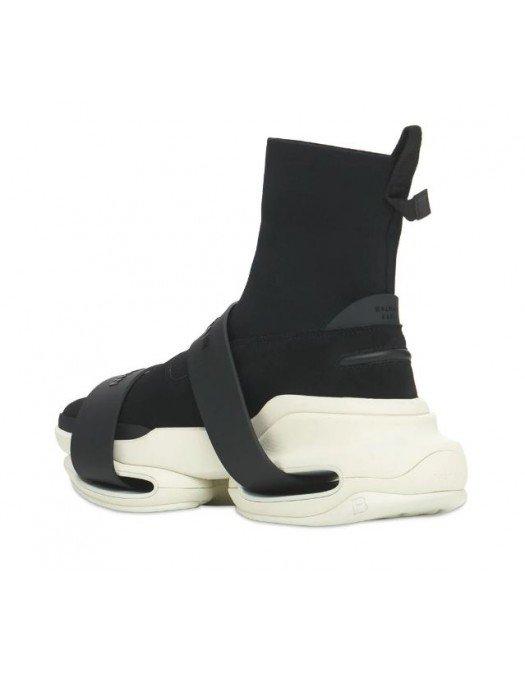 SNEAKERS BALMAIN,  BBold high-top sneakers VM0VH229TKUDEAB - VM0VH229TKUDEAB
