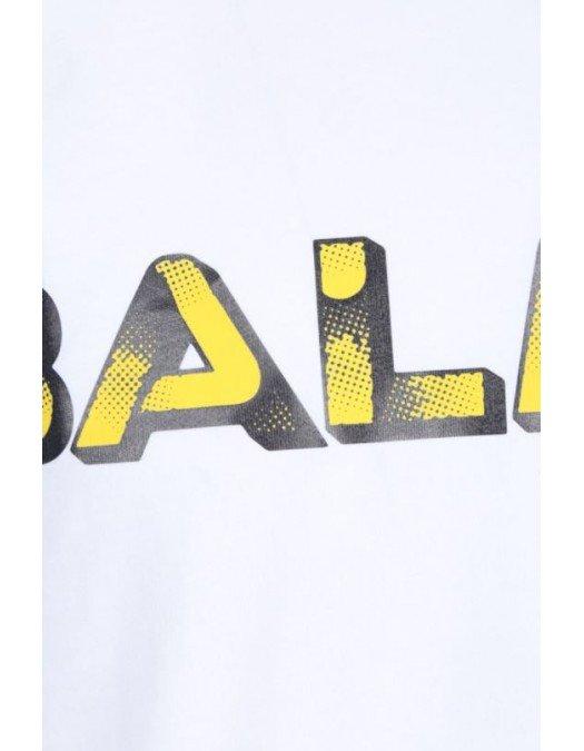 TRICOU BALMAIN,  Yellow  Logo - WH1EF000B138GDV